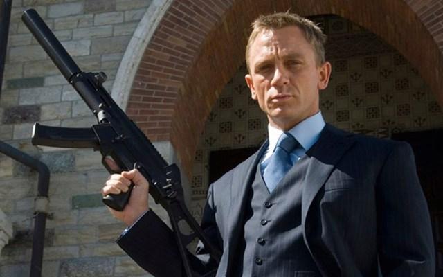 #Video James Bond regresa con tráiler oficial de 'No time to die' - James Bond en 'No time to die'. Foto de @JamesBondMX
