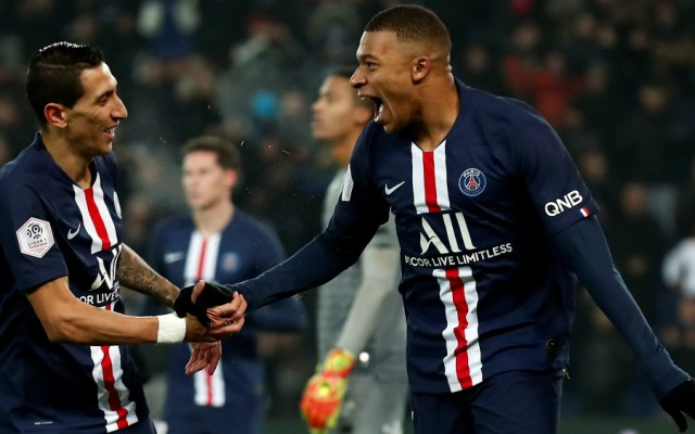 Partido del París Saint-Germain se suspende por coronavirus - Kylian Mbappe PSG