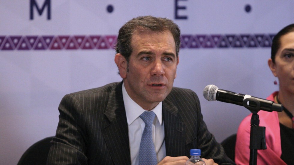 Pese a recorte de presupuesto, habrá elecciones: Lorenzo Córdova - Foto de Twitter Lorenzo Córdova