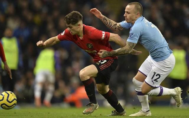 El United vence al City en el derbi de Manchester - manchester united city