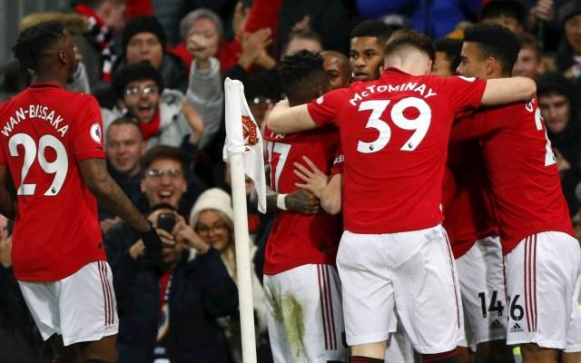 Manchester United vence a Tottenham y se venga de Mourinho - Manchester United partido Tottenham