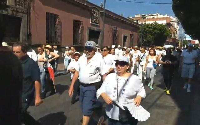 #Video Marchan por la paz y la seguridad en Cuernavaca, Morelos - Marcha por la paz y la seguridad en Morelos. Foto de @MorelosC5