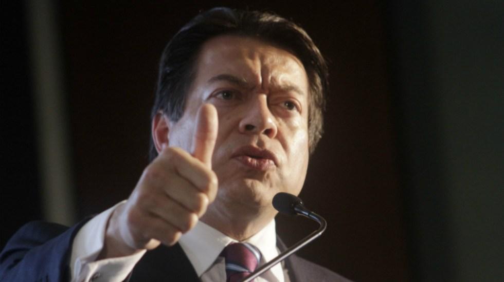 Piden legisladores de Morena que Mario Delgado reconozca su derrota - Mario Delgado