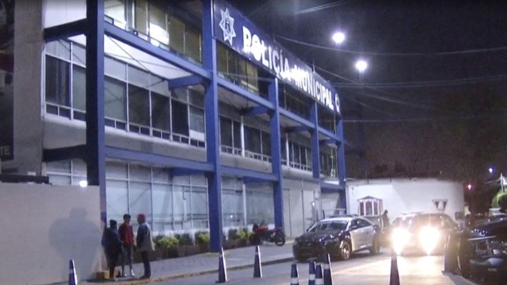 Detienen a 28 menores por disturbios en Atizapán