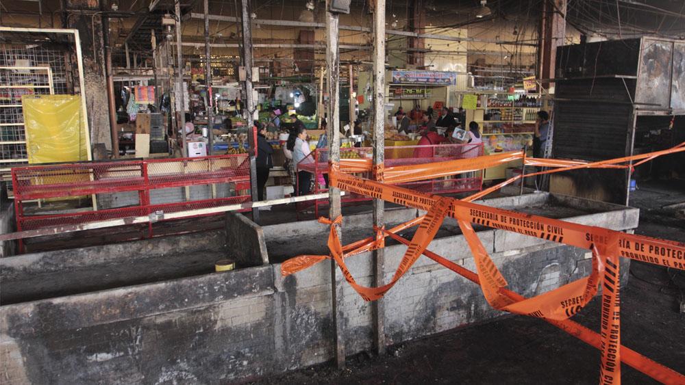 Prevén nuevo reglamento de mercados con sanciones en la Ciudad de México - Prevén nuevo reglamento de mercados con sanciones en la Ciudad de México