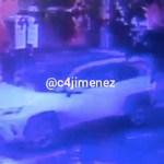 #Video Captan ataque armado donde murieron español y canadiense en la Ciudad de México