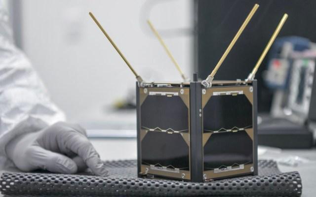 NASA pospone lanzamiento de nanosatélite mexicano AzTechSat-1 por mal clima - Nanosatélite mexicano AztechSat-1