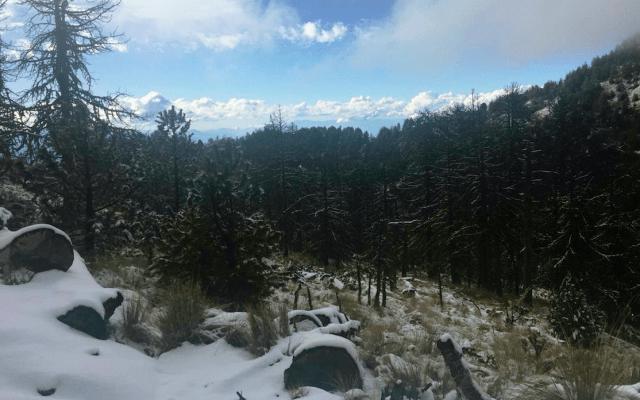 Cuarta tormenta invernal provocará nevadas en BC y Sonora - Foto de Notimex
