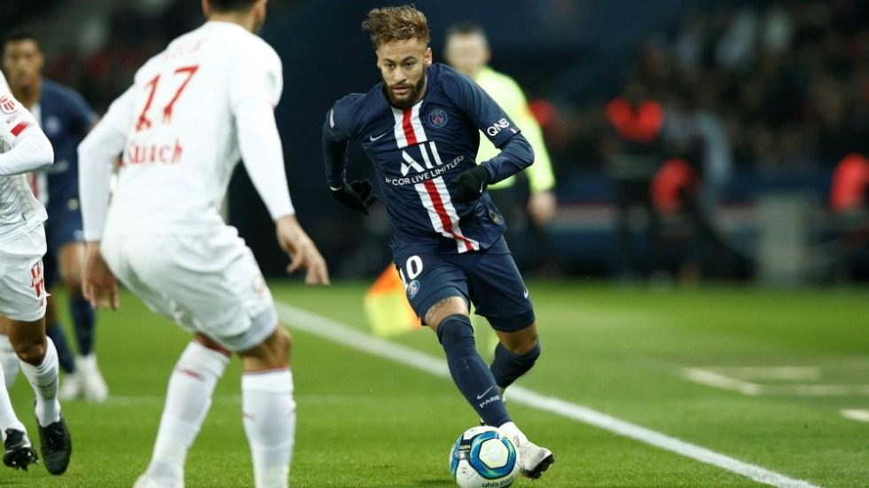 Neymar, Di María y Paredes dan positivo por COVID-19 en el PSG - Neymar