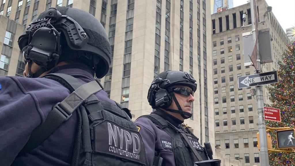 Nueva York Policía NYPD