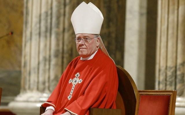 Papa Francisco acepta renuncia de obispo acusado de encubrir abusos en EE.UU. - Richard Malone