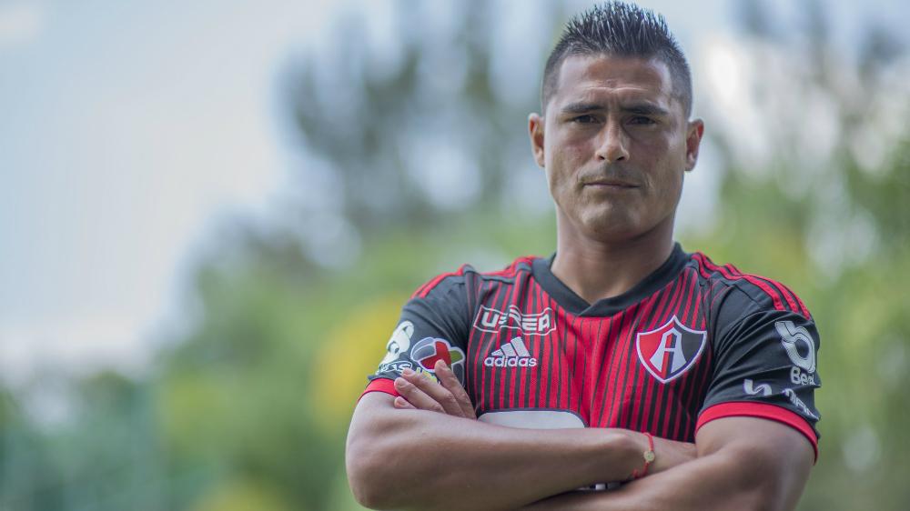 Osvaldo Martínez es nuevo jugador del Puebla - Foto de Mexsport