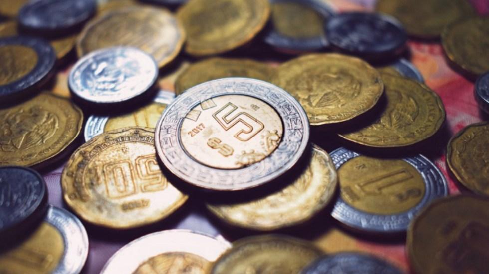 Dólar se cotiza en 21.20 pesos tras caída de petróleo y riesgo por COVID-19 - El peso alcanza su mejor nivel en ocho meses