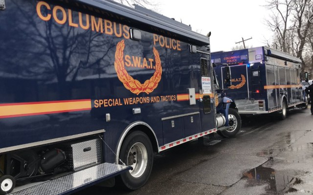 Detienen a sospechoso del tiroteo en Columbus - Foto de @ColumbusPolice