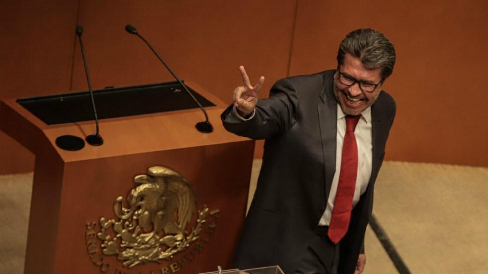 Hará Legislativo todo lo necesario para perfeccionar al Insabi, aseguró Monreal - Foto de Notimex