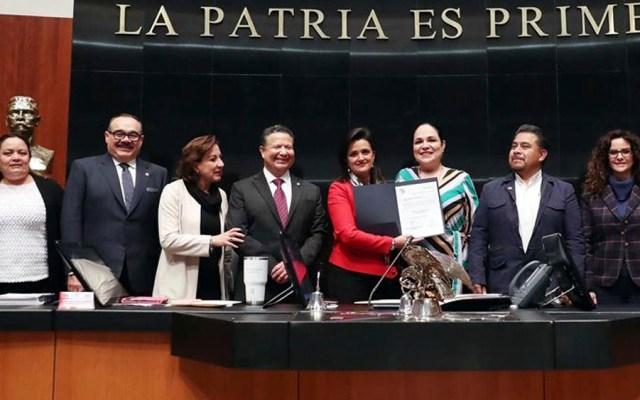 AMLO celebra elección de Margarita Ríos-Farjat como ministra de la SCJN - Margarita Ríos-Farjat