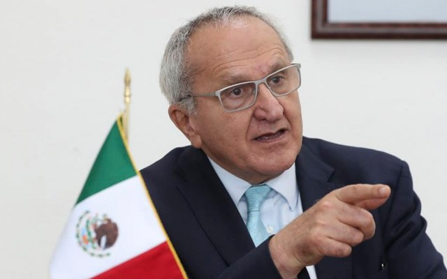 Seade fuera de la OMC. No alcanzó el respaldo necesario - México incumplía compromisos laborales: Seade justifica desconfianza de EE.UU.