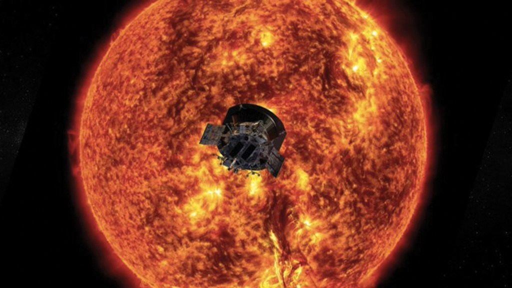 Corona solar muestra ondas de plasma y campos magnéticos cambiantes - Foto de NASA
