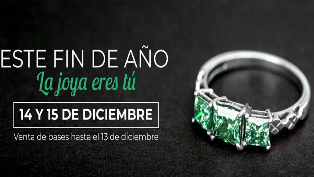 Publican convocatoria de subasta histórica de joyas en Los Pinos - Subasta de joyas. Foto de SAE