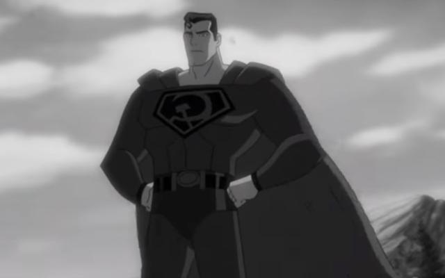 #Video El avance de 'Superman: Red Son' - Captura de pantalla