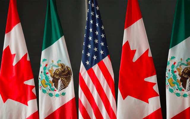 T-MEC entrará en vigor en EE.UU. el 1 de julio