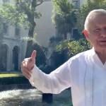 #Video López Obrador llama a donar al Teletón