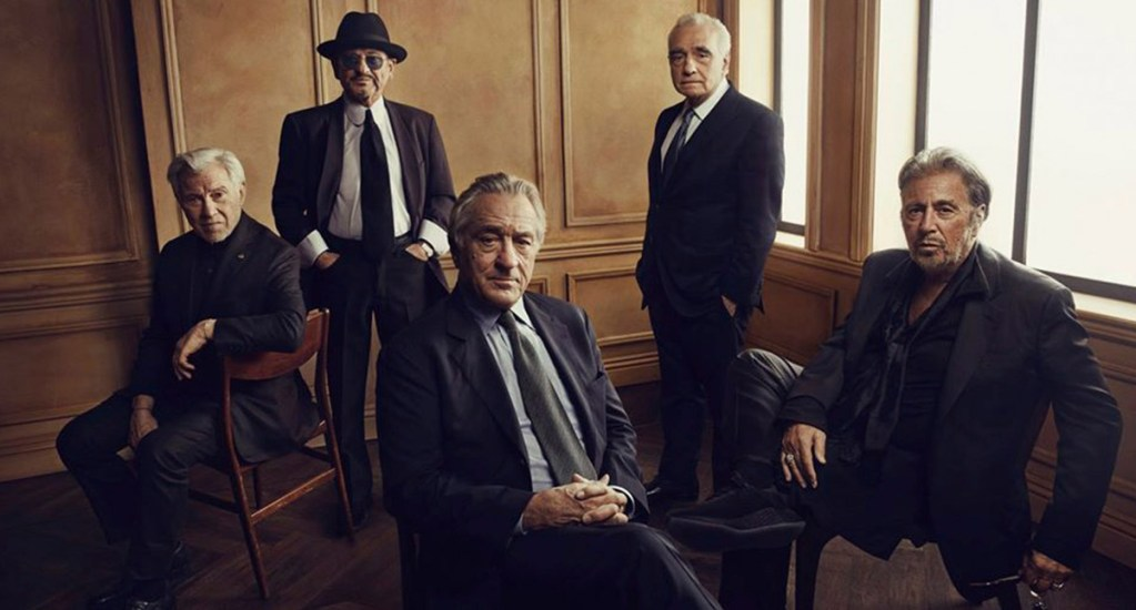 Nombran a 'The Irishman' la mejor película del año - The Irishman. Foto de @Netflixmx