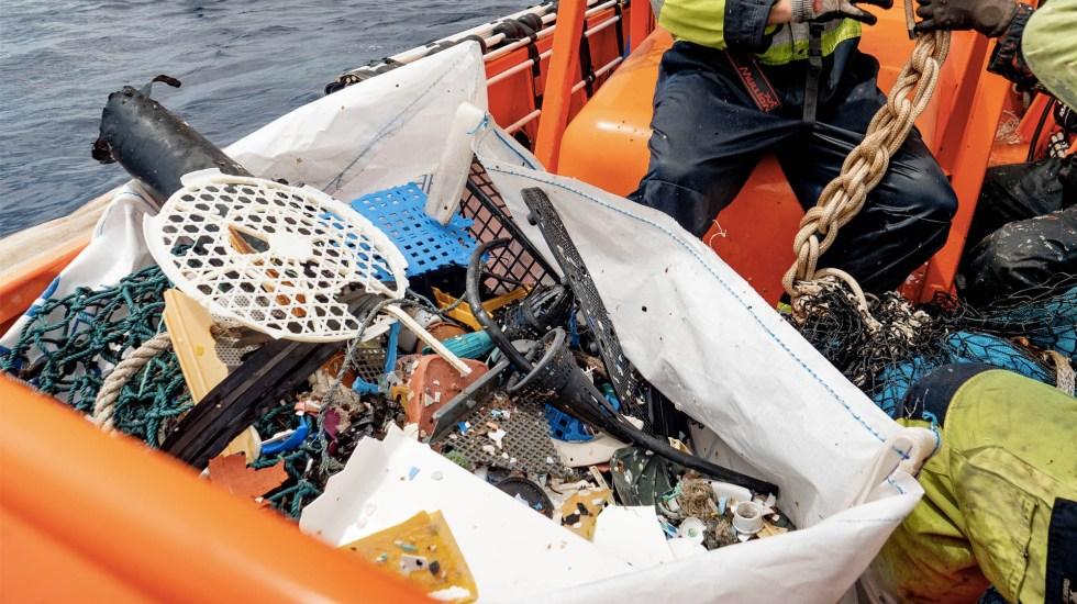 Joven desarrolla innovadora técnica para limpiar los océanos - The Ocean Cleanup océanos plástico limpieza