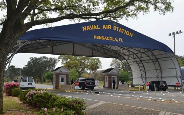 Confirman que autor de tiroteo en base naval de Florida era saudí - Confirman que autor de tiroteo en base naval de Florida era saudí