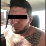 Capturan en Veracruz a jefe de plaza del CJNG