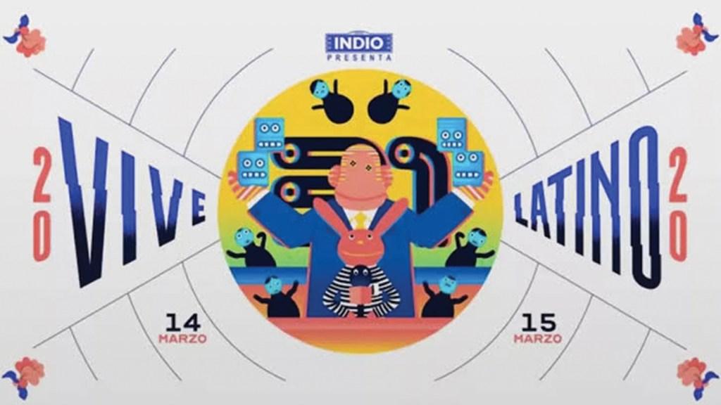 Revelan cartel por día del Vive Latino - Foto de Vive Latino