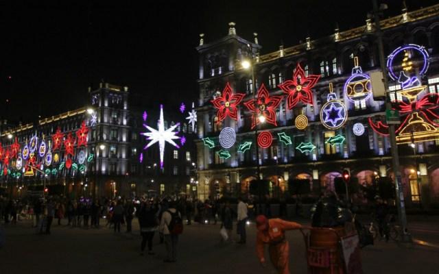 Ciudades de México ya se iluminan para la Navidad - Foto de Notimex