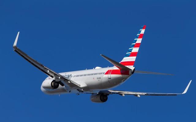 Boeing recomienda a los pilotos que entrenen con un simulador para volar el 737 Max - Foto de EFE.