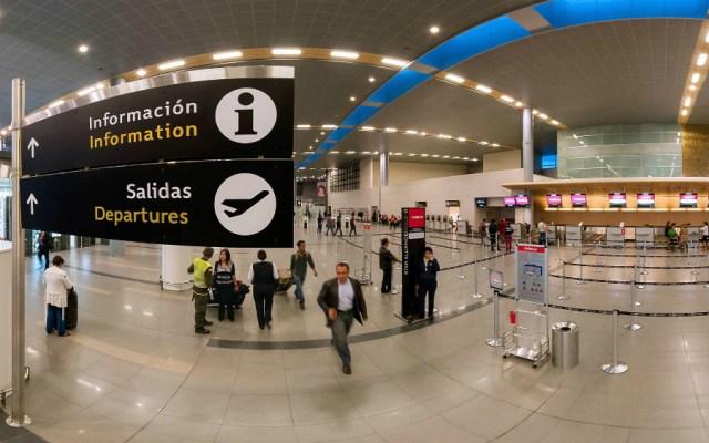 Autoridades de Colombia descartaron que viajero chino tenga coronavirus - Foto de Aeropuerto Internacional de El Dorado