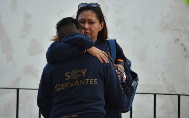 No basta con 'Mochila Segura'; vamos por una sociedad mejor, señala AMLO - AMLO envía pésame a familias tras tiroteo en colegio de Torreón