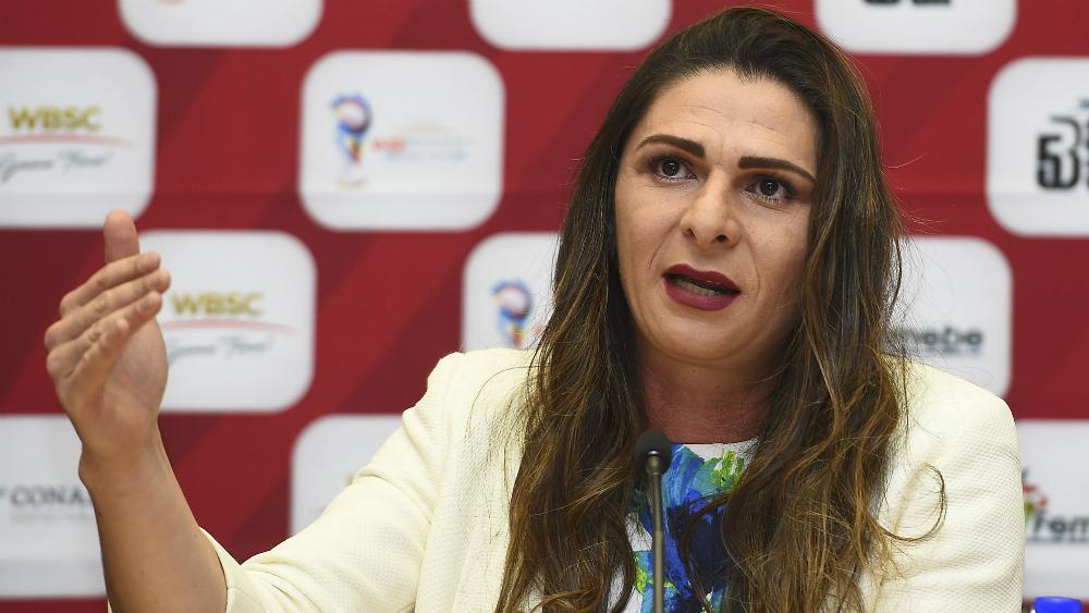 """Quejas del COM por falta de dinero para Tokio 2020 """"son chantaje"""", declara Ana Guevara - Foto de Mexsport / Archivo"""