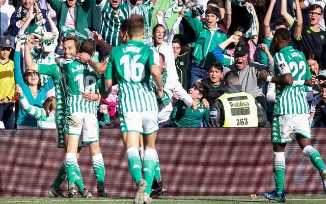 Guido Rodríguez debuta con el Betis; Guardado brinda asistencia ante Real Sociedad - Andrés Guardado Real Betis