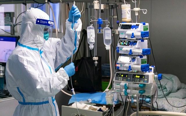 Muere el primer japonés presuntamente infectado de coronavirus - Atención del coronavirus en China. Foto de EFE