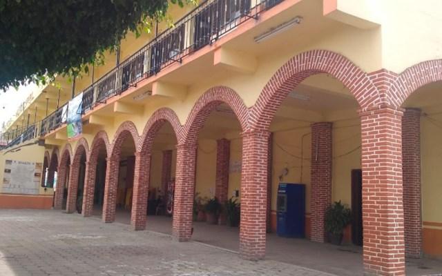 Detienen en Morelos a presunto asaltante de regidor de Temoac - Ayuntamiento de Temoac. Foto de Eduardo Villafán / Google Maps