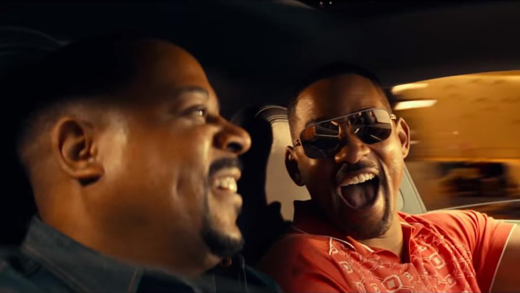 'Bad boys for life' se mantiene como líder de la taquilla en EE.UU. - Escena de 'Bad boys for life'. Captura de pantalla / Sony Pictures