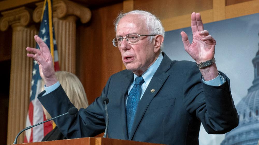 Sanders encabeza intención de voto en California para primarias demócratas - Foto de EFE