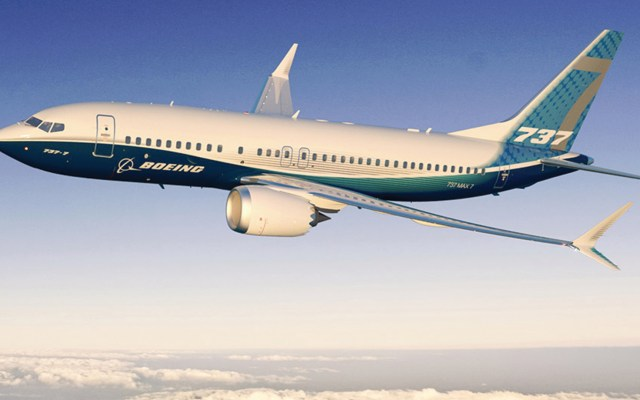 Boeing estima que el 737 MAX volará después de mediados de 2020 - Foto de Boeing