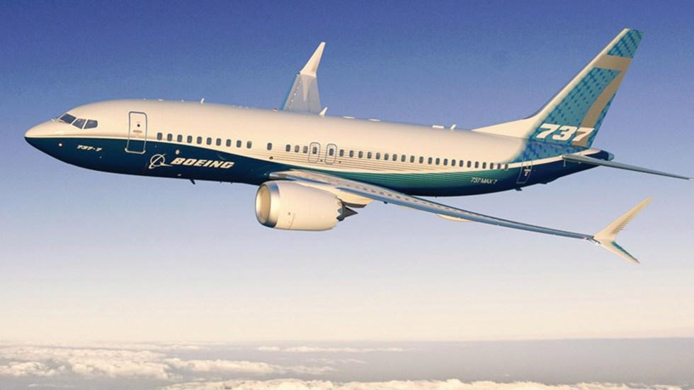 Imputan a exjefe de pilotos de Boeing por accidentes del 737 MAX - Boeing 737 MAX. Foto de Boeing