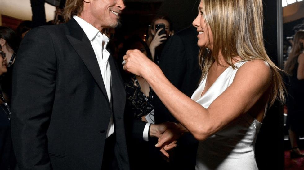 Brad Pitt y Jennifer Aniston acaparan los premios SAG 2020 - Foto de Sagawards (Instagram)