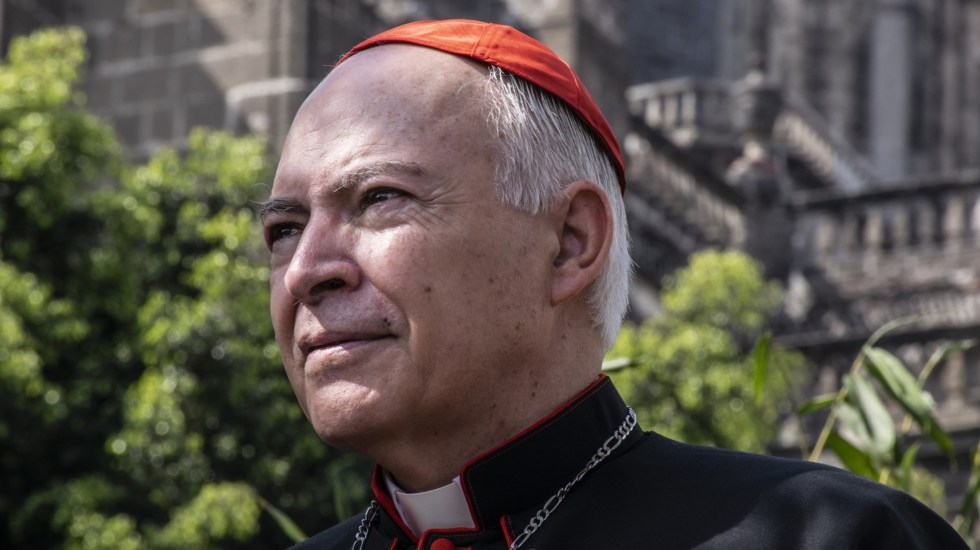 Aguiar Retes pide proteger a la niñez mexicana tras tiroteo en Torreón - Carlos Aguiar Retes arzobispo primado de México