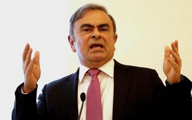 Ordenan a Nissan pagar multa de 2 mil 424 millones de yenes por caso Ghosn - Carlos Ghosn denuncia persecución política de Nissan y de Fiscalía de Japón
