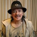 Carlos Santana comercializará sus propios productos de mariguana