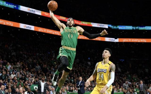 Celtics aplastan a Lakers en el día de Martin Luther King - Foto de NBA.com