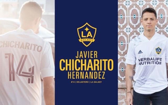 'Chicharito' Hernández, nuevo jugador del Galaxy - Chicharito Hernández nuevo jugador del Galaxy