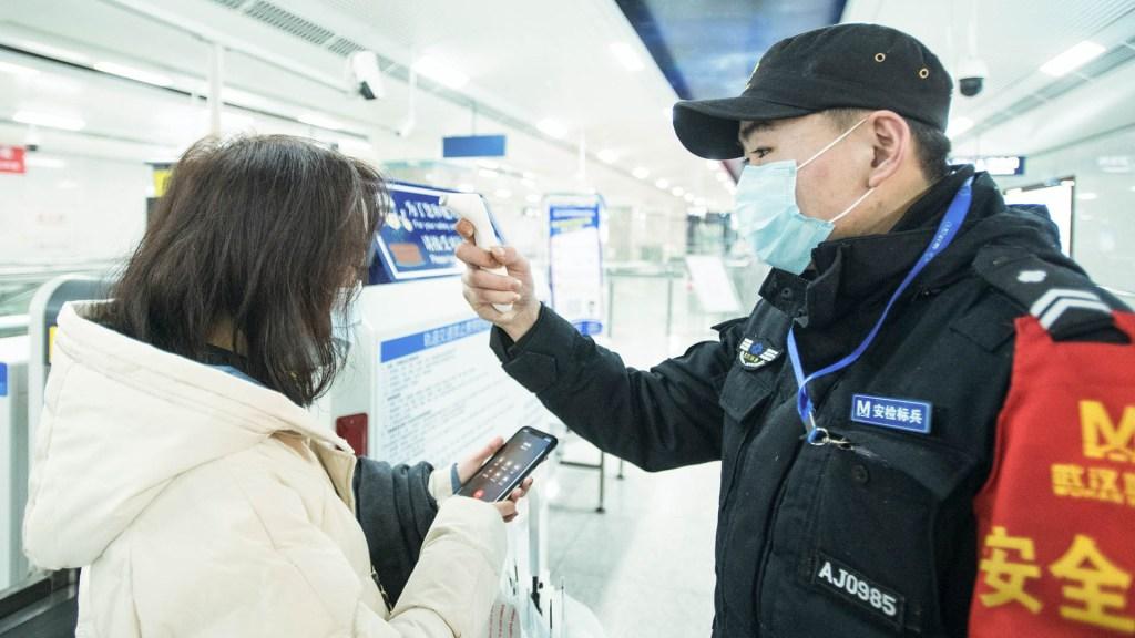 EE.UU. recomienda no viajar a China por coronavirus - China Coronavirus Wuhan